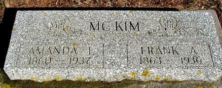 MCKIM, FRANK & AMANDA - Ida County, Iowa | FRANK & AMANDA MCKIM