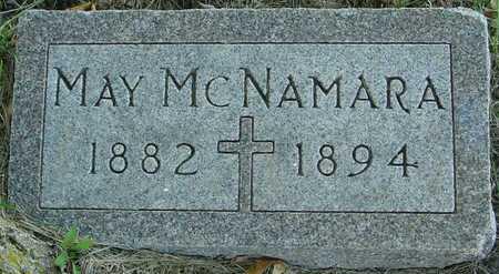 MCNAMARA, MAY - Ida County, Iowa   MAY MCNAMARA