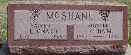 MCSHANE, LEONARD & FRIEDA - Ida County, Iowa | LEONARD & FRIEDA MCSHANE