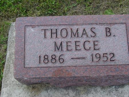 MEECE, THOMAS BRENT - Ida County, Iowa | THOMAS BRENT MEECE