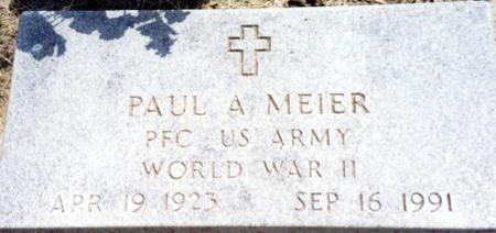 MEIER, PAUL  A. - Ida County, Iowa | PAUL  A. MEIER