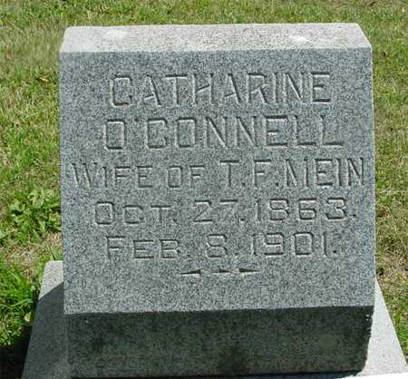 O'CONNELL MEIN, CATHARINE - Ida County, Iowa | CATHARINE O'CONNELL MEIN