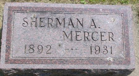 MERCER, SHERMAN - Ida County, Iowa | SHERMAN MERCER