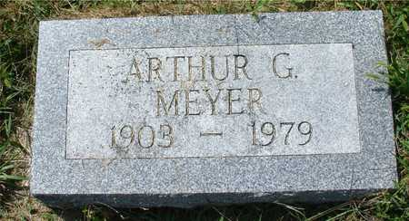 MEYER, ARTHUR G. - Ida County, Iowa | ARTHUR G. MEYER
