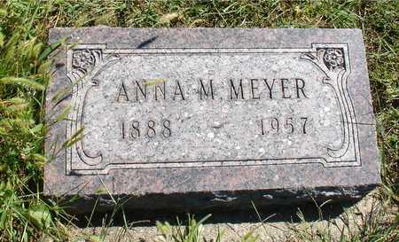 MEYER, ANNA M. - Ida County, Iowa | ANNA M. MEYER
