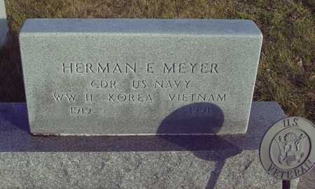 MEYER, HERMAN E. - Ida County, Iowa | HERMAN E. MEYER