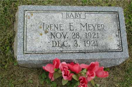 MEYER, IRENE E. - Ida County, Iowa | IRENE E. MEYER