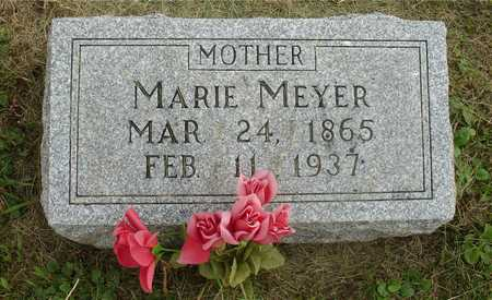 MEYER, MARIE - Ida County, Iowa | MARIE MEYER
