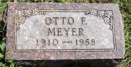 MEYER, OTTO F. - Ida County, Iowa | OTTO F. MEYER