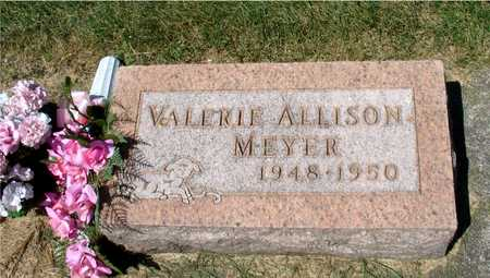 MEYER, VALARIE ALLISON - Ida County, Iowa | VALARIE ALLISON MEYER