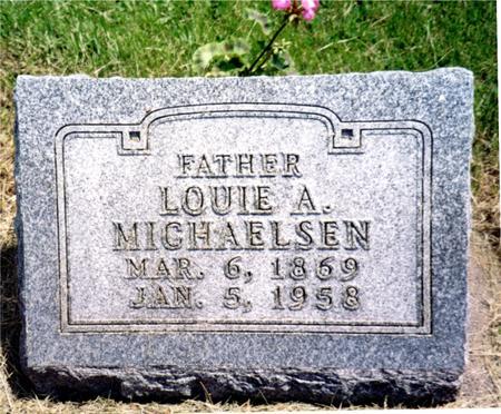MICHAELSEN, LOUIE  A. - Ida County, Iowa | LOUIE  A. MICHAELSEN