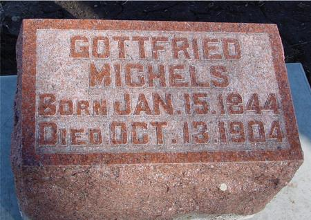 MICHELS, GOTTFRIED - Ida County, Iowa | GOTTFRIED MICHELS