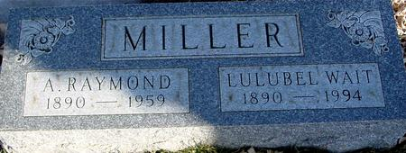 MILLER, A. RAY & LULUBEL - Ida County, Iowa | A. RAY & LULUBEL MILLER