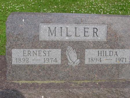 MILLER, ERNEST - Ida County, Iowa | ERNEST MILLER