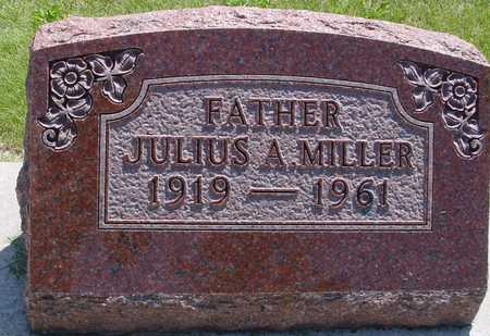 MILLER, JULIUS A. - Ida County, Iowa | JULIUS A. MILLER