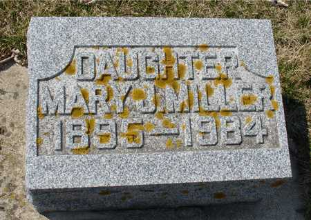 MILLER, MARY  (DAU.) - Ida County, Iowa | MARY  (DAU.) MILLER