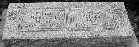 MILLER, THEODORE & MALINDA - Ida County, Iowa | THEODORE & MALINDA MILLER