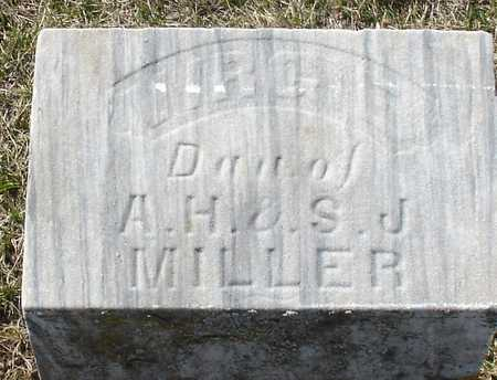 MILLER, VIRGIE - Ida County, Iowa | VIRGIE MILLER