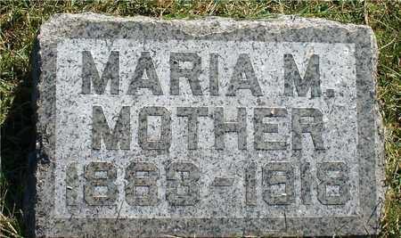 MOHR, MARIA - Ida County, Iowa | MARIA MOHR