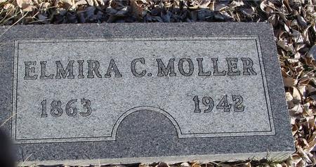 MOLLER, ELMIRA C. - Ida County, Iowa | ELMIRA C. MOLLER