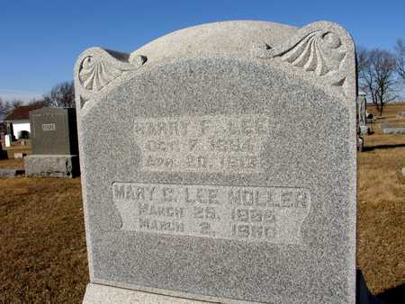 MOLLER, MARY CATHERINE - Ida County, Iowa | MARY CATHERINE MOLLER