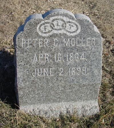 MOLLER, PETER C. - Ida County, Iowa | PETER C. MOLLER