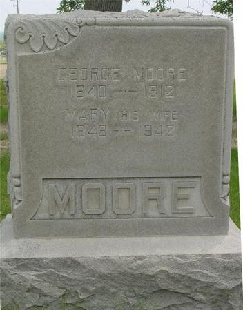 MOORE, GEORGE - Ida County, Iowa | GEORGE MOORE