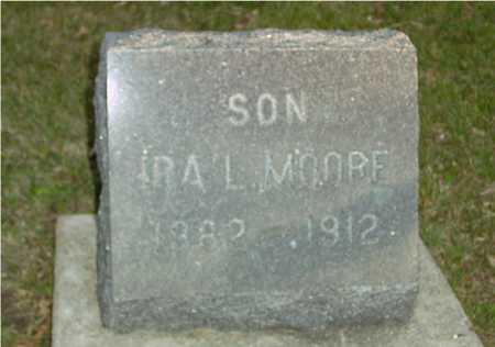 MOORE, IRA L. - Ida County, Iowa | IRA L. MOORE