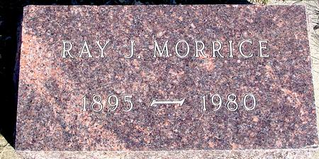 MORRICE, RAY J. - Ida County, Iowa | RAY J. MORRICE