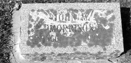 MORRISON, JOHN M. - Ida County, Iowa | JOHN M. MORRISON