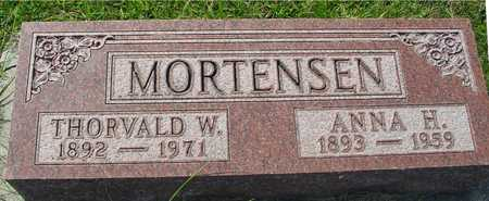 MORTENSEN, THORVALD & ANNA - Ida County, Iowa | THORVALD & ANNA MORTENSEN