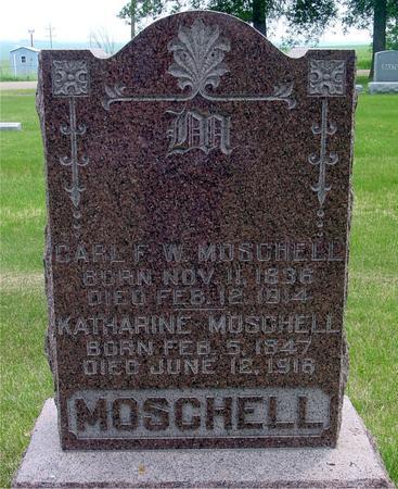 MOSCHELL, CARL - Ida County, Iowa | CARL MOSCHELL