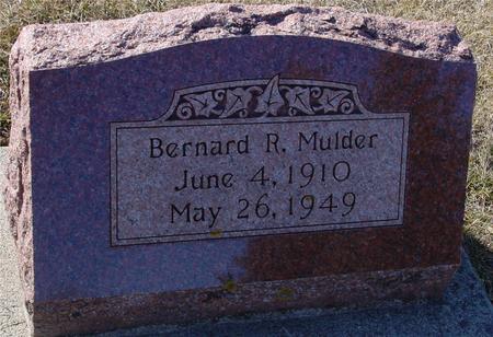 MULDER, BERNARD R. - Ida County, Iowa | BERNARD R. MULDER