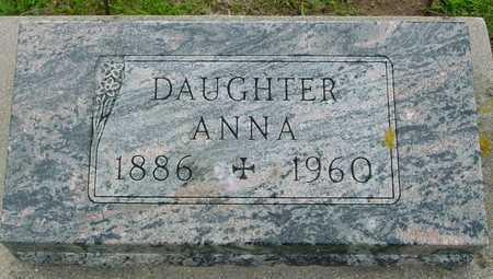 MULLER, ANNA - Ida County, Iowa | ANNA MULLER