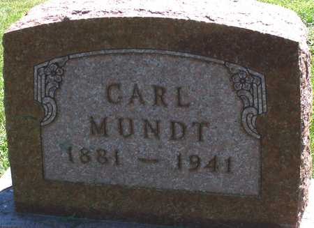 MUNDT, CARL - Ida County, Iowa | CARL MUNDT