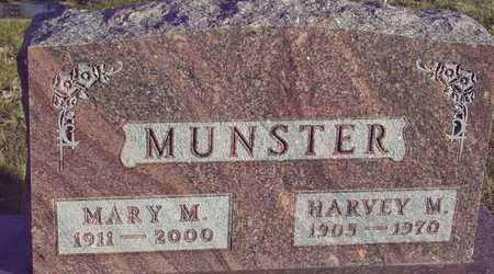MUNSTER, HARVEY & MARY - Ida County, Iowa | HARVEY & MARY MUNSTER
