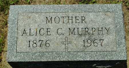 MURPHY, ALICE C. - Ida County, Iowa   ALICE C. MURPHY