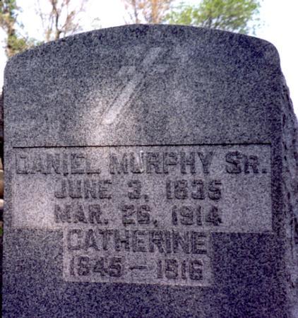 MURPHY, DANIEL - Ida County, Iowa | DANIEL MURPHY