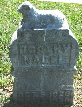 NAGEL, DORTHY - Ida County, Iowa | DORTHY NAGEL