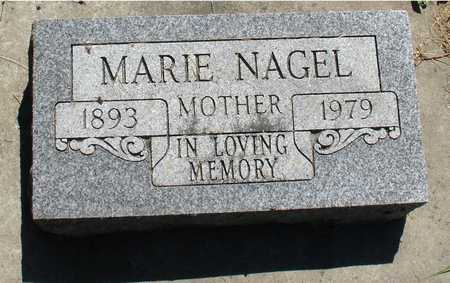 NAGEL, MARIE - Ida County, Iowa | MARIE NAGEL