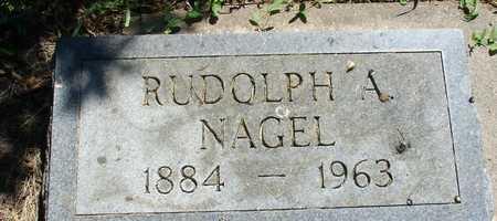 NAGEL, RUDOLPH A. - Ida County, Iowa | RUDOLPH A. NAGEL