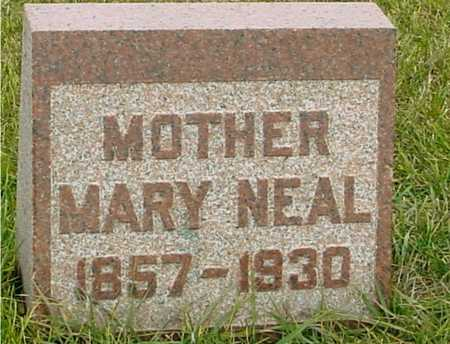 NEAL, MARY - Ida County, Iowa | MARY NEAL