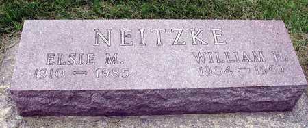 NEITZKE, WILLIAM & ELSIE - Ida County, Iowa | WILLIAM & ELSIE NEITZKE