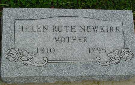 NEWKIRK, HELEN RUTH - Ida County, Iowa | HELEN RUTH NEWKIRK