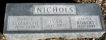 NICHOLS, IVAN - Ida County, Iowa | IVAN NICHOLS