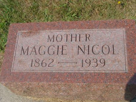 NICOL, MAGGIE - Ida County, Iowa | MAGGIE NICOL