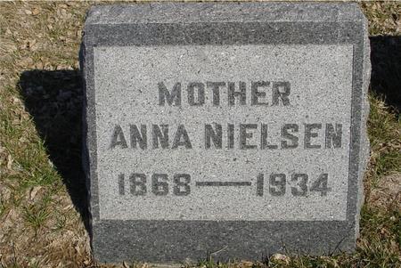 NIELSEN, ANNA - Ida County, Iowa | ANNA NIELSEN