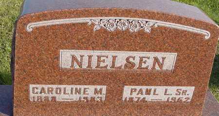 NIELSEN, PAUL L. & CAROLINE - Ida County, Iowa | PAUL L. & CAROLINE NIELSEN
