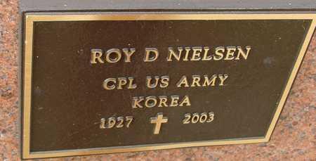 NIELSEN, ROY D. - Ida County, Iowa | ROY D. NIELSEN