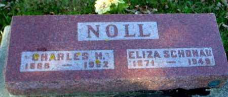 NOLL, CHARLES & ELIZA - Ida County, Iowa | CHARLES & ELIZA NOLL
